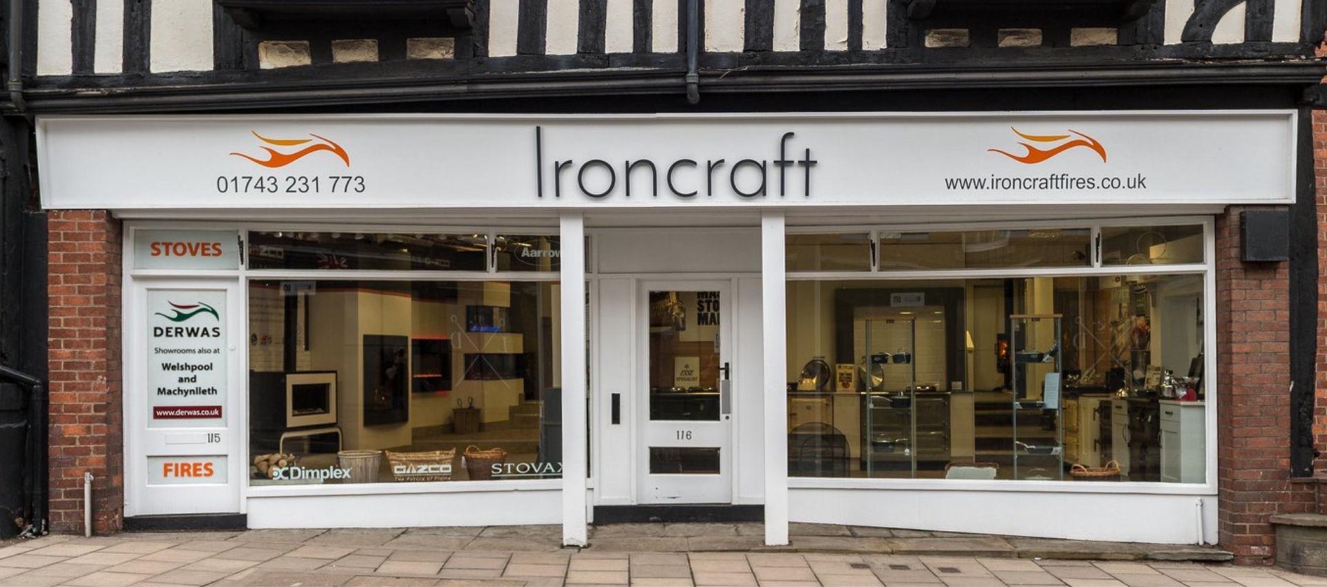 Ironcraft Fires & Stoves Ltd